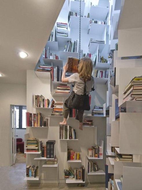 تصاميم: احلى واغرب ارفف للكتب 18-insanely-cool-creative-bookshelves-youll-wish-you-had-2