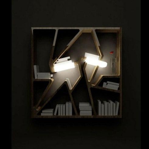 تصاميم: احلى واغرب ارفف للكتب 18-insanely-cool-creative-bookshelves-youll-wish-you-had-3