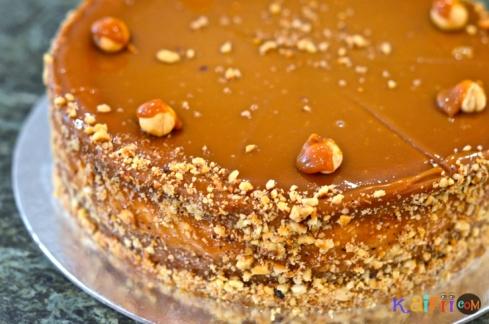DSC_0014hazelnut caramel cheesecake